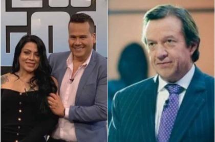 Marbelle, Ariel Osorio y Paulo Laserna