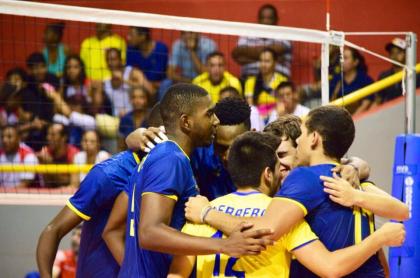 Selección Colombia Voleibol