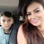 Jessy Paola Moreno Cruz y su hijo May Nicolu00e1s Ceballos Moreno