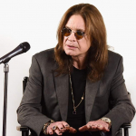Ozzy Osbourne, cantante.