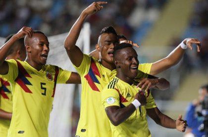 Selección Colombia Sub 20