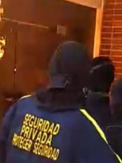 Encapuchados atacan la Universidad del Atlántico