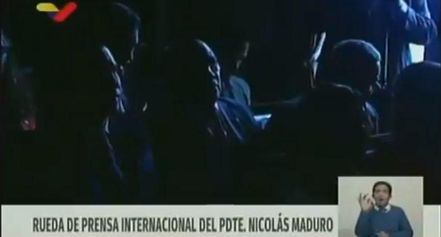 Apagón Maduro