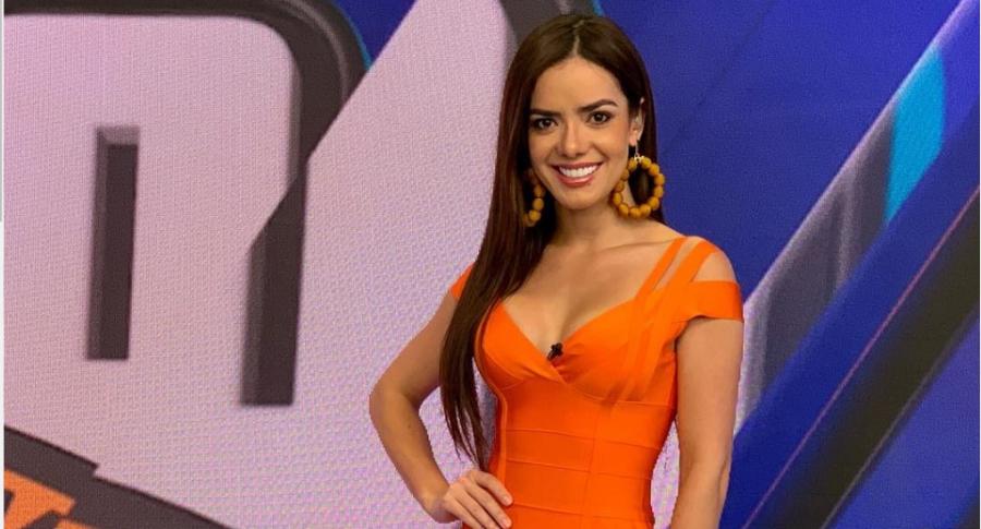 Elianis Garrido, actriz.