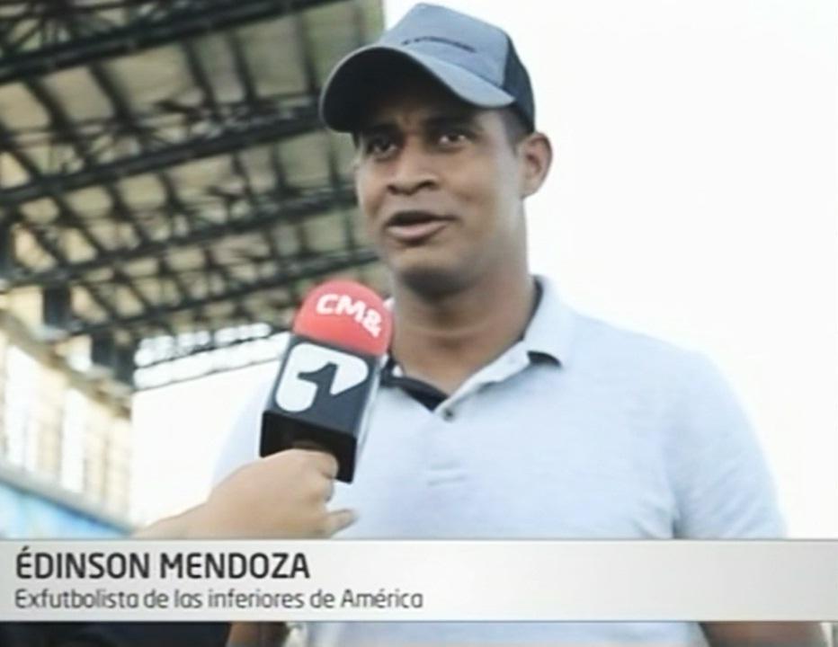 Édinson Mendoza