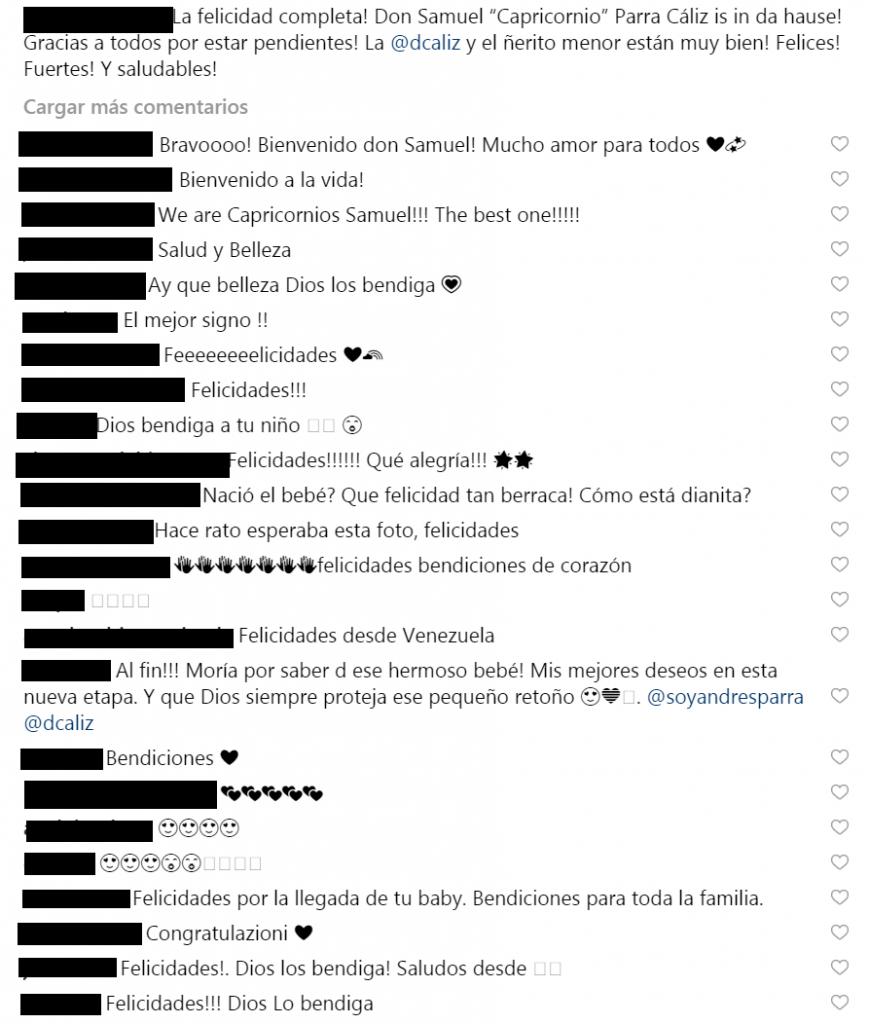 Comentarios a foto de Andrés Parra