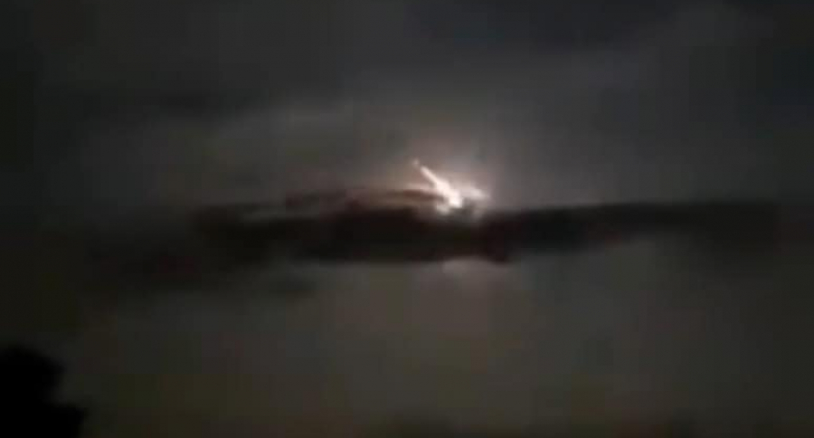Meteorito avistado en Venezuela