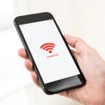 Celular con Wi-Fi