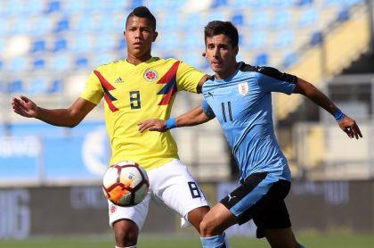 Colombia y Uruguay