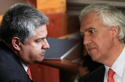 Samuel e Iván Moreno Rojas