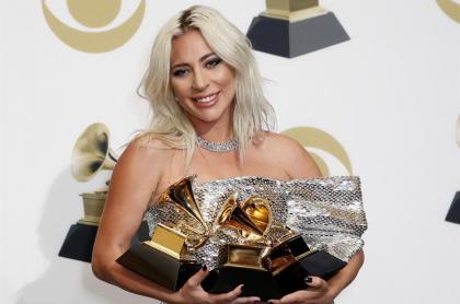 Lady Gaga en los Grammys 2019