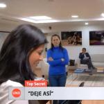 Incidente de Noticias Uno en  el DNP.
