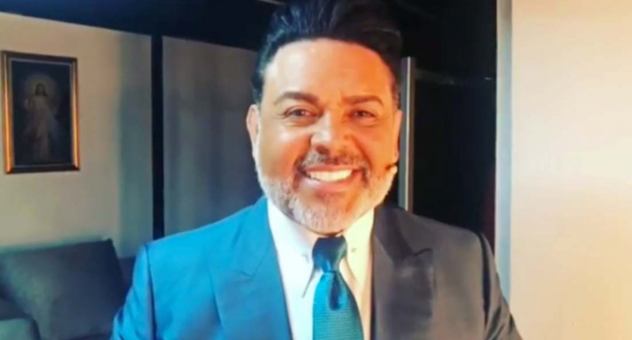Andrés Hurtado, presentador peruano.