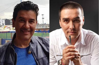 Néstor Morales y 'Matador'