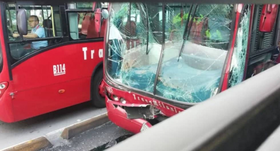 Accidentes Transmilenio
