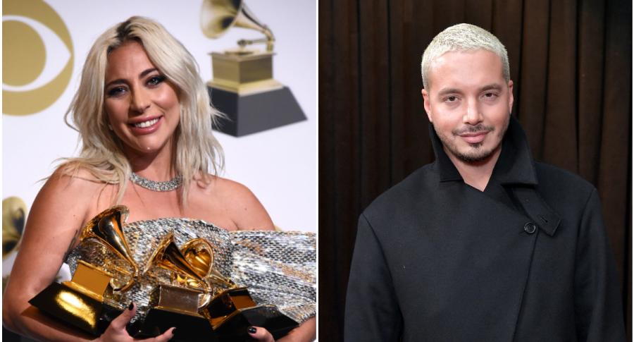 Lady Gaga y J Balvin