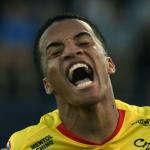 Byron Castillo, jugador del Barcelona