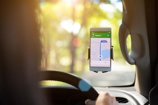 Conductor con Google Maps
