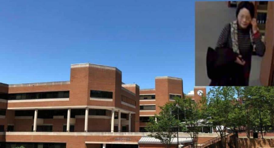 Universidad de Towson, en EE. UU.