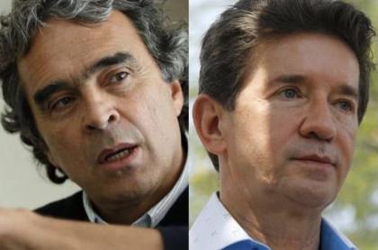 Sergio Fajardo, Luis Pérez y Federico Gutiérrez