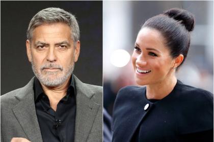 George Clooney / Meghan Markle