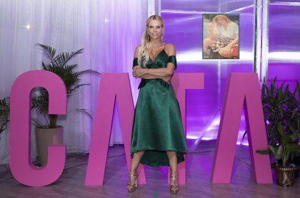Catalina Maya, modelo.