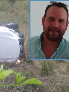 Juan Carlos Pedrozo Castellanos, asesinado en su camioneta en Magdalena