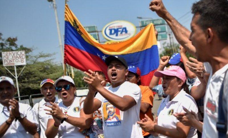 Marchas venezolanas