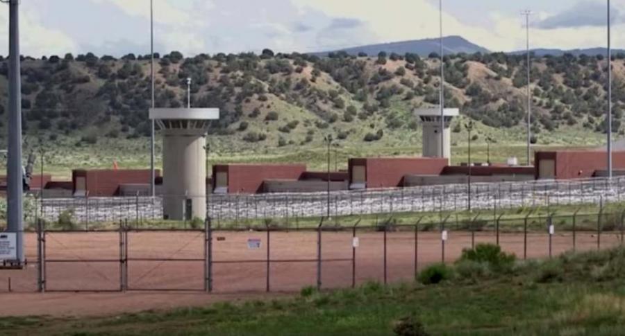 Prisión ADX Florence, ubicada en EE. UU.