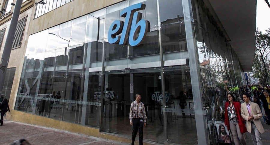 Empresa de Telecomunicaciones de Bogotá (ETB)
