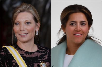 Tutina de Santos y María Juliana Ruiz
