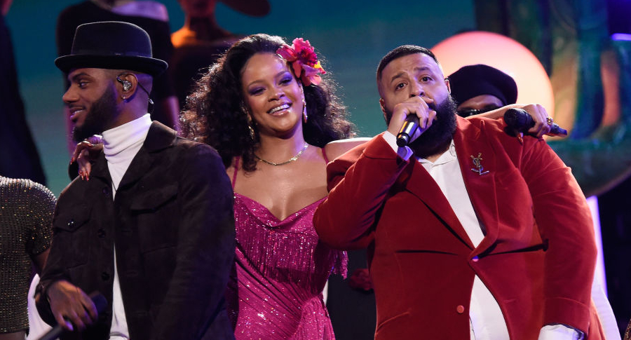 Bryson Tiller, Rihanna y DJ Khaled