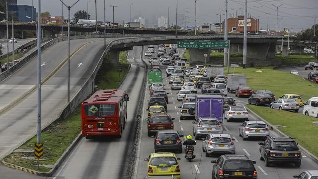 Trancón Bogotá