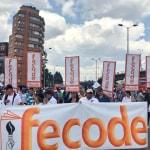 Marcha de Fecode