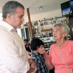 Iván Duque y doña Amanda Contreras