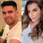 Johanna Fadul, Radamel Falcao, Carolina Cruz
