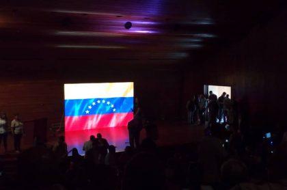 Universidad de Venezuela sin luz