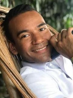 Miguel Andrés Perea Arcia, abogado que murió en el accidente