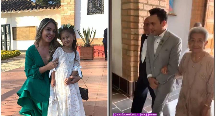 Dayana Jaimes y su hija Paula / Jean Carlos Centeno