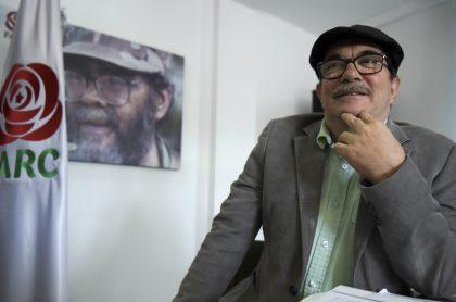 Rodrigo Londoño ('Timochenko')