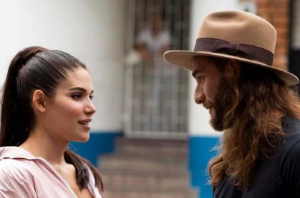 Mara Cifuentes y Nicolás Trujillo