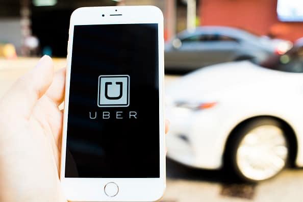 Plataforma de Uber