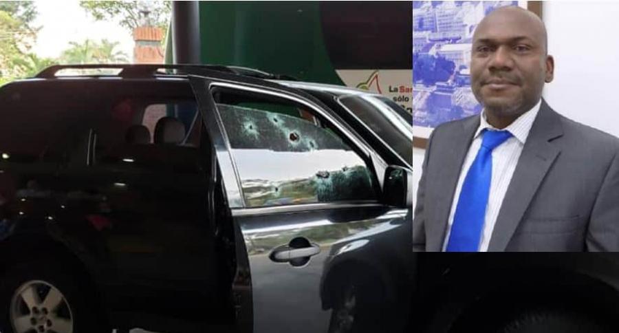 Ataque sicarial a Irne Torres, gerente del Hospital Universitario del Valle