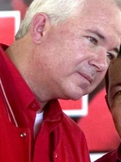 Hugo Chávez y Rafael Ramírez