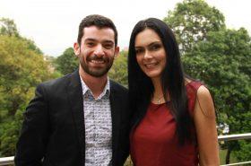 Manuel José Chaves y Marcela Posada