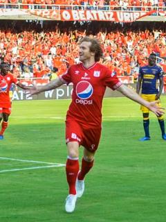 ¡Gol de Fernando Aristeguieta!