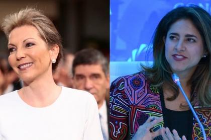 María Clemencia Rodríguez y María Juliana Ruiz