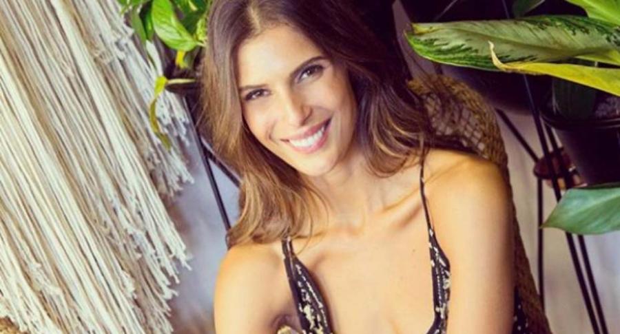 Toya Montoya, modelo colombiana.