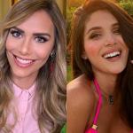 Ángela Ponce y Mara Cifuentes