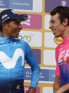 ¡Colombia se toma la Vuelta a España! Estos son los 10 'escarabajos' que la correrán